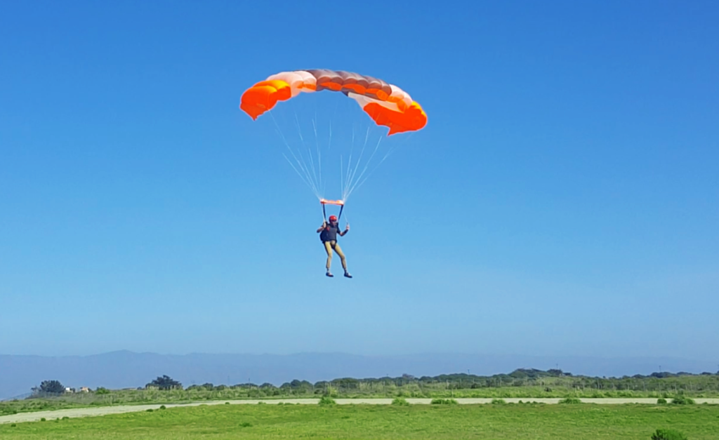 Skydive, Monterey, Bay, fun jumpers