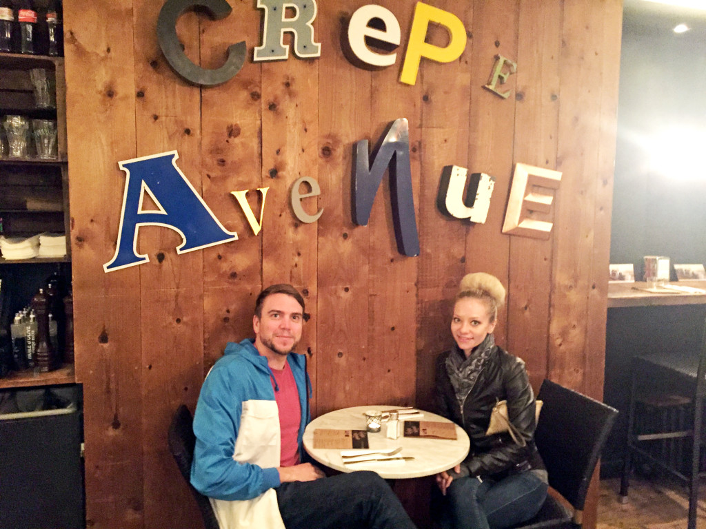 crepe avenue, paris, france, crepes, restaurants, where to eat, best crepes, delicious crepes, best crepes in paris