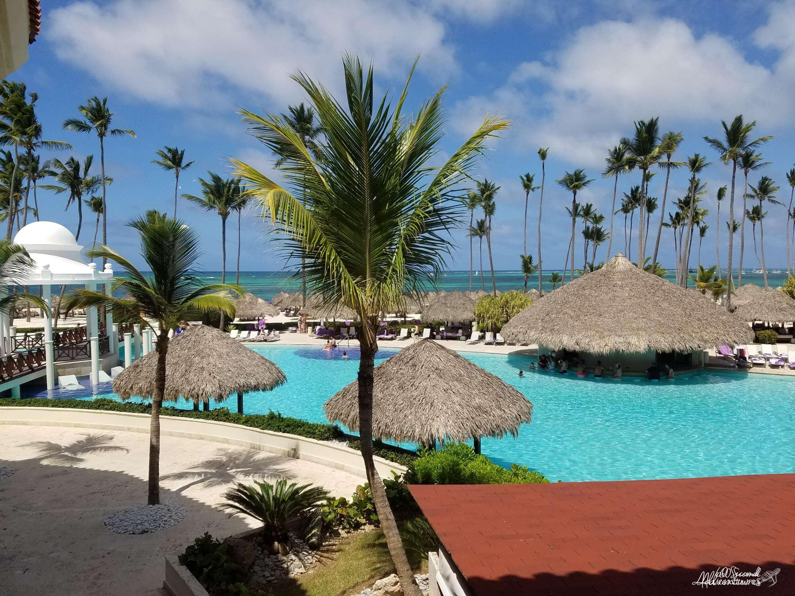 punta cana, dominican republic, Paradisus, all inclusive, resort, hotel