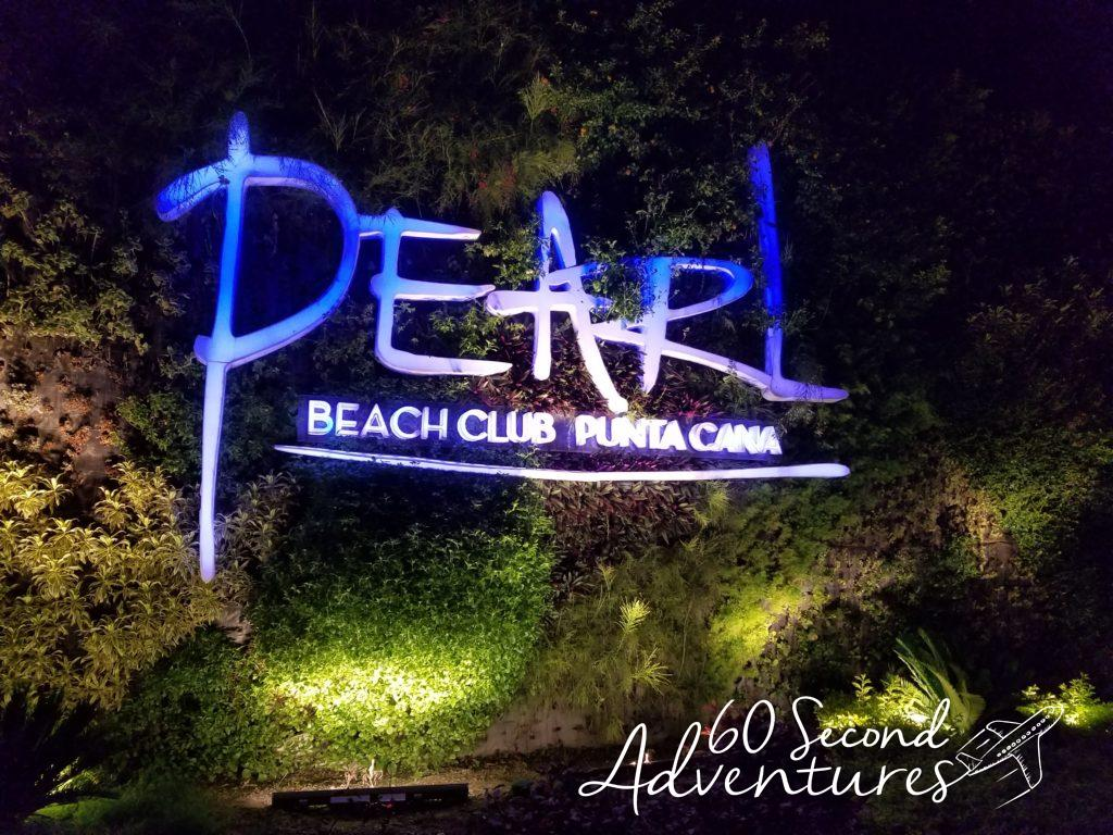 punta cana, dominican republic, pearl, nightclub