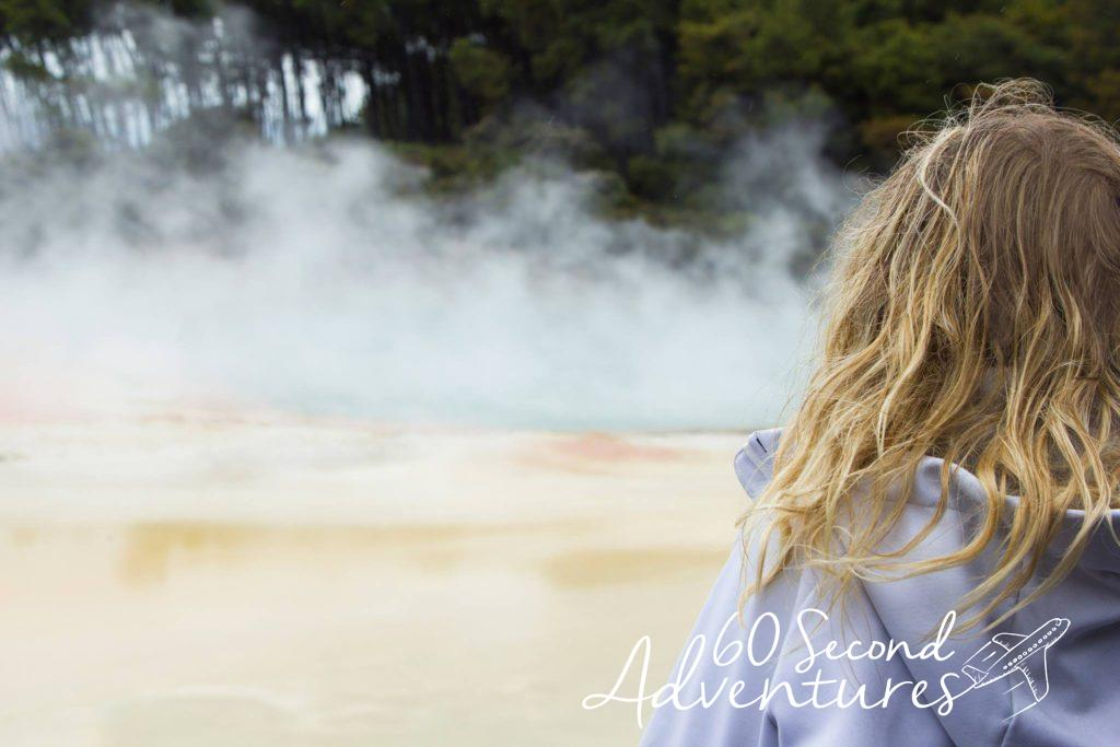 wai o tapu, hot springs, geothermal, thermals, colors