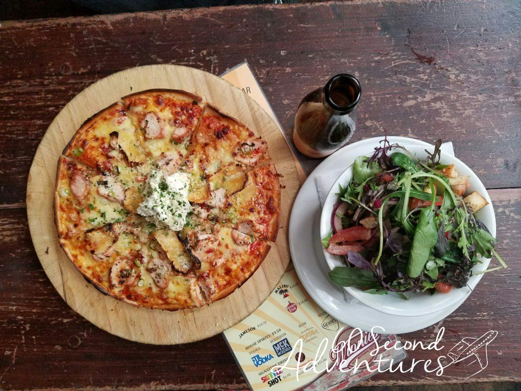 winnies, new zealand, pizza, queenstown, south island