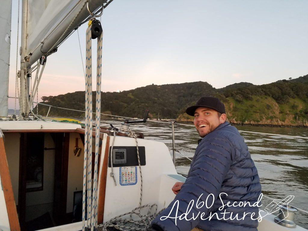 ayala cove, sail to angel island, sailing, cal 2-27, angel island, san francisco