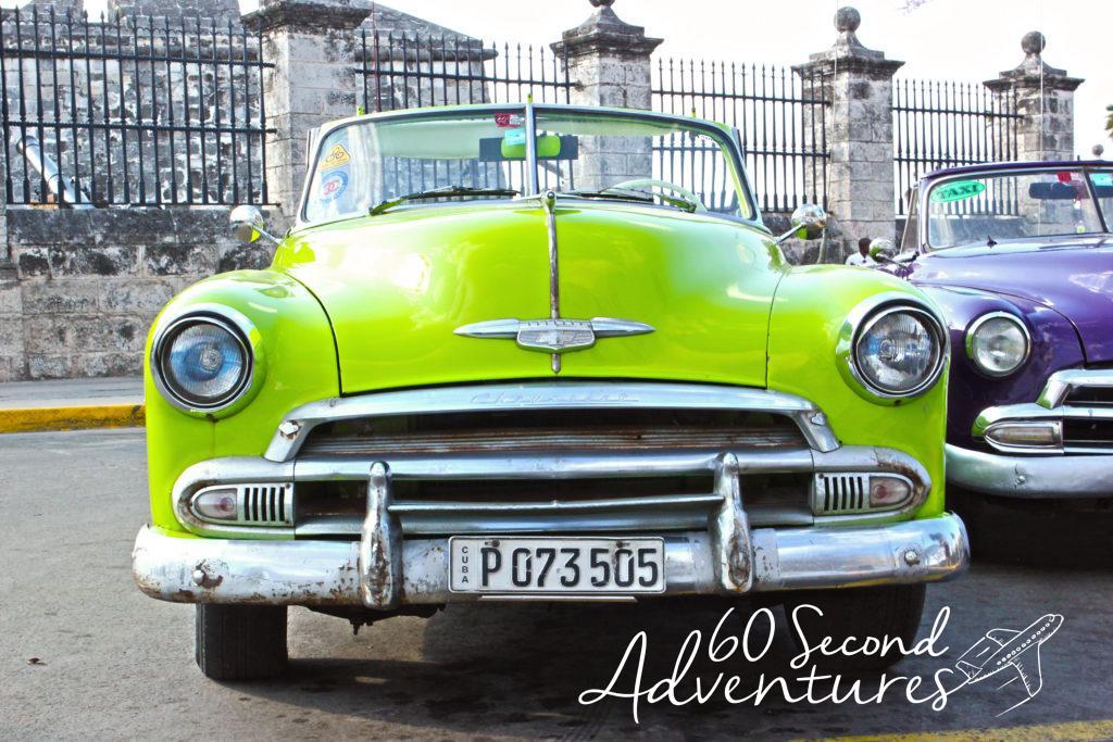 cuban candy car, cuban classic car, cuba, havana, green, lime creen, chevrolet, chevy, american car, cubano