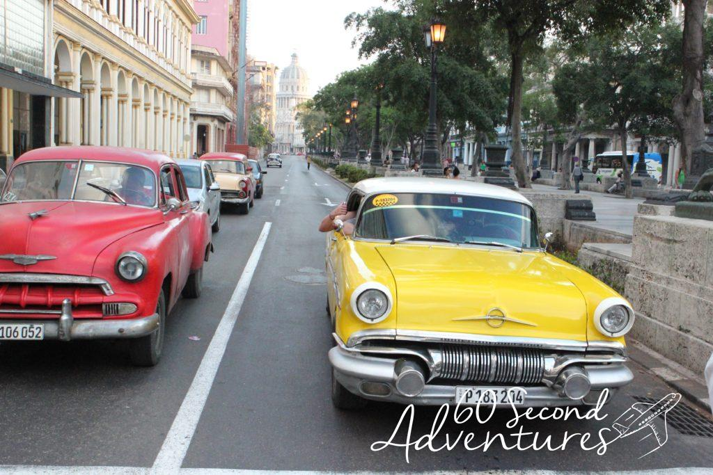 havana cuba, classic cars, yellow, red, cars, cuba, havana